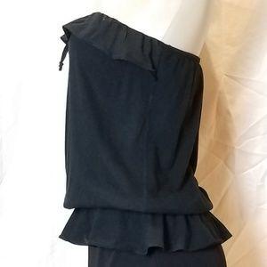 GAP Tops - 2-Pack of Gap Knit Ruffled Strapless Tops